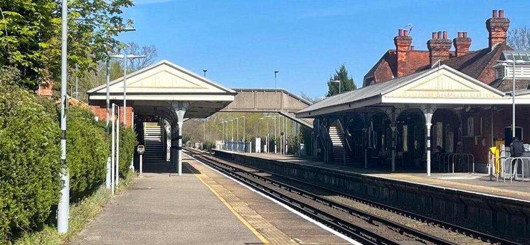 Network Rail – Clandon Station
