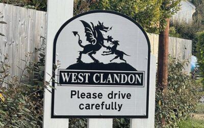 West Clandon Community Speed Watch Scheme